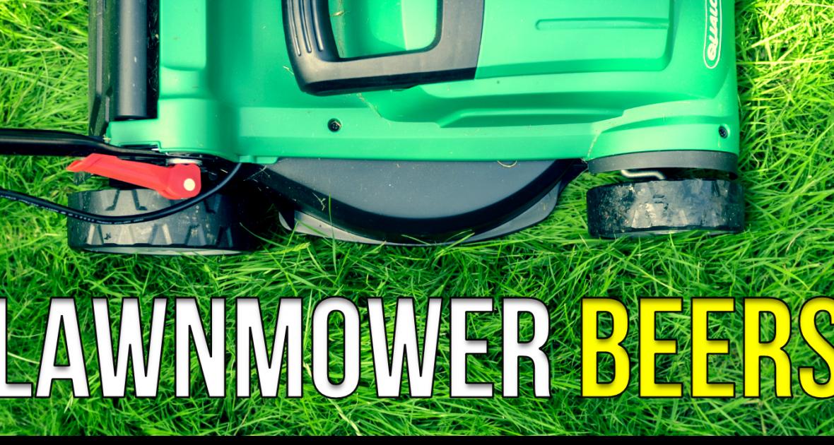 lawnmower beers